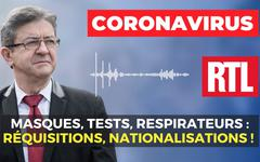 VIDÉO – Coronavirus – Masques, tests, respirateurs : réquisitions, nationalisations !