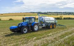 Le tracteur New Holland T6 Méthane désormais accessible à la vente