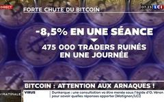 La Chronique éco : Attention aux arnaques au bitcoin !