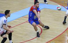 Le capitaine Eldin Demirovic quitte le Saint-Quentin Volley