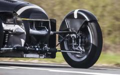 Le Morgan Three Wheeler électrique déjà en test ?