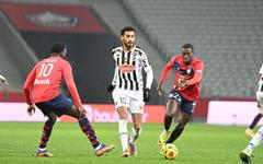 Foot - L1 - Angers - Angelo Fulgini (Angers) forfait contre Rennes